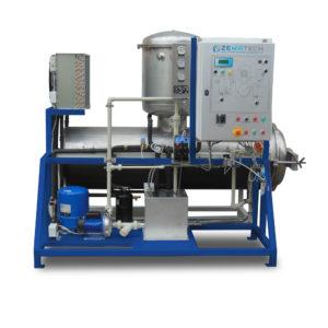 Evaporadores por Cristalización para la depuración de residuos industriales